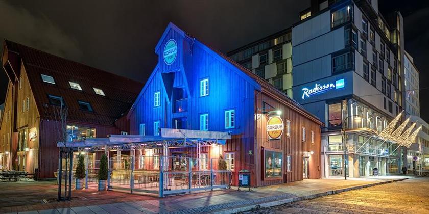 Radisson Blu Hotel Tromso - dream vacation