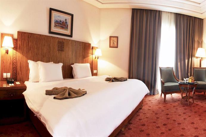 Hotel minzah tanger