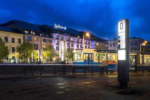 Radisson Blu Scandinavia Hotel Goteborg - dream vacation