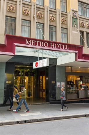 Metro Hotel on Pitt - dream vacation