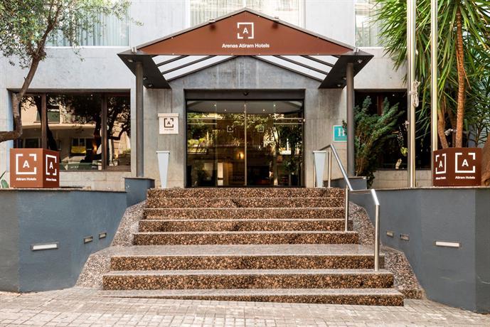 Arenas Atiram Hotel - dream vacation