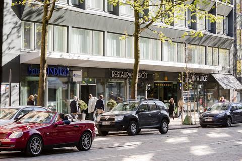 Hotel Indigo Helsinki-Boulevard