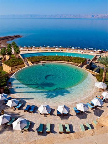Kempinski Hotel Ishtar Dead Sea - dream vacation