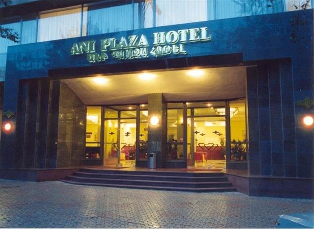 Ani Plaza Hotel - dream vacation