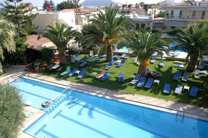 Marakis Hotel Platanias - dream vacation