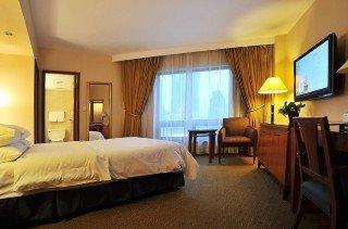 Jinling Hotel Nanjing - dream vacation