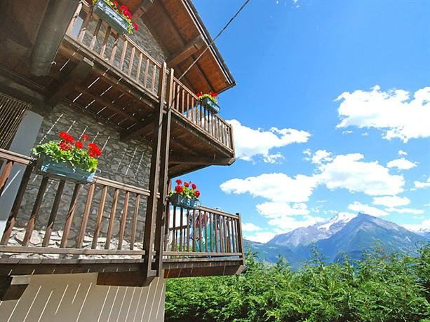 Interhome - Grand Sarriod Saint Nicolas Aosta Valley (Wine Region) - Saint Nicolas (Italie) -