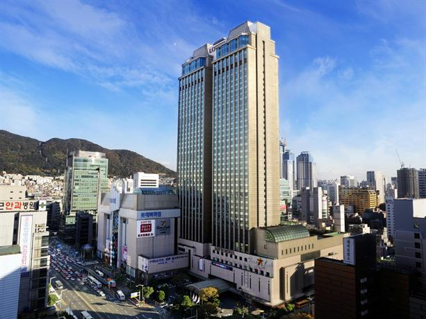 Lotte Hotel Busan - dream vacation