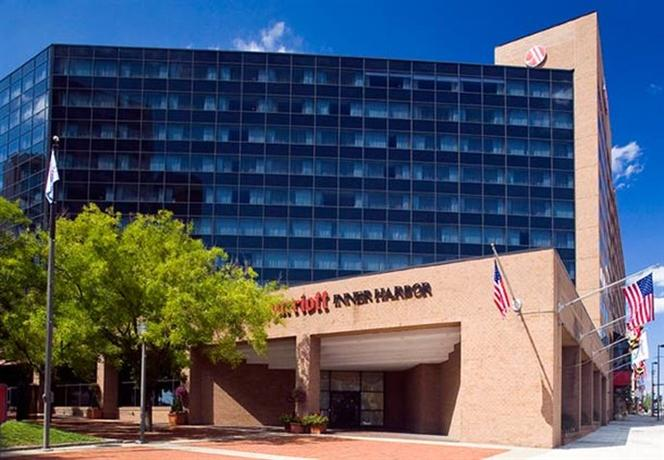 Baltimore Marriott Inner Harbor at Camden Yards - dream vacation