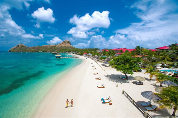 Sandals Grande St Lucian Spa & Beach Resort Gros Islet - dream vacation