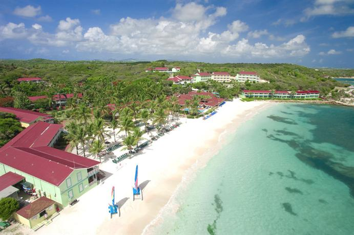 Grand Pineapple Beach Resort St John\'s - dream vacation