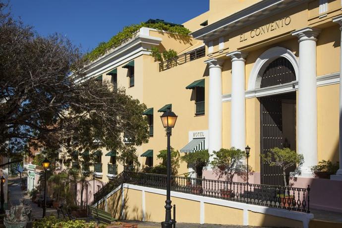 Hotel El Convento San Juan - dream vacation