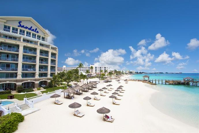 Sandals Royal Bahamian Spa Resort & Offshore Island - dream vacation