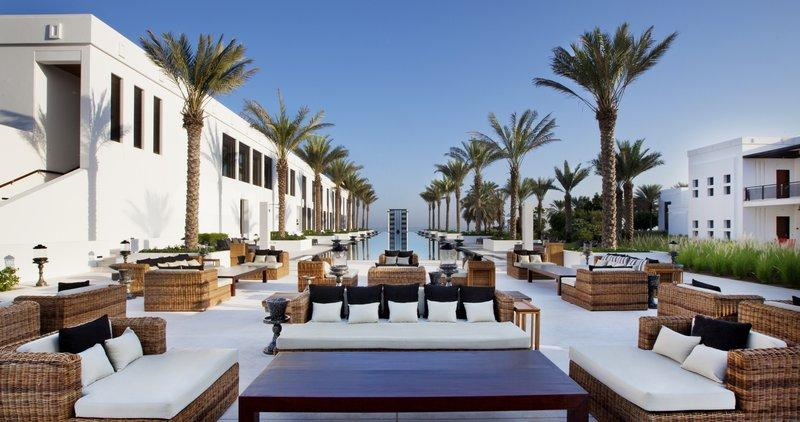 The Chedi Muscat - dream vacation