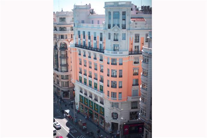 Hotel Arosa Madrid - dream vacation