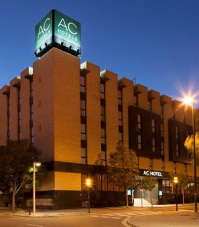 AC Hotel Zaragoza Los Enlaces A Marriott Luxury & Lifestyle Hotel - dream vacation