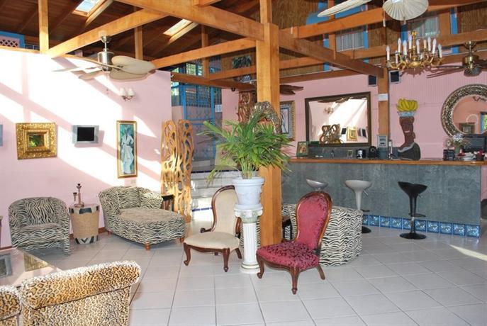 Half Moon Blue Hotel Bacolet - dream vacation