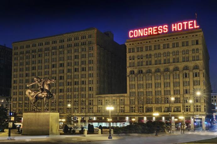 Congress Plaza Hotel - dream vacation