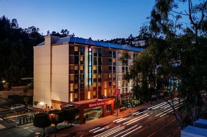 Hilton Garden Inn Los Angeles Hollywood - dream vacation