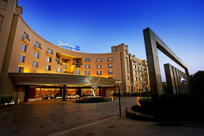 Radisson Blu Plaza Delhi Airport - dream vacation