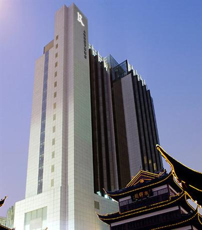Renaissance Shanghai Yu Garden Hotel A Marriott Luxury & Lifestyle Hotel - dream vacation