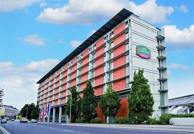 Courtyard by Marriott Linz - dream vacation