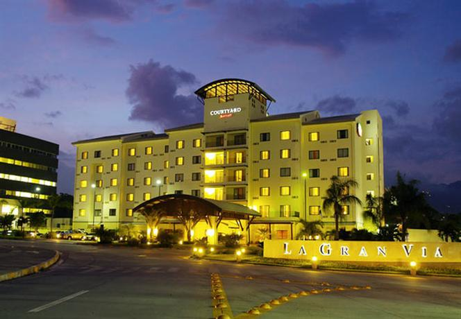 Courtyard by Marriott San Salvador - dream vacation