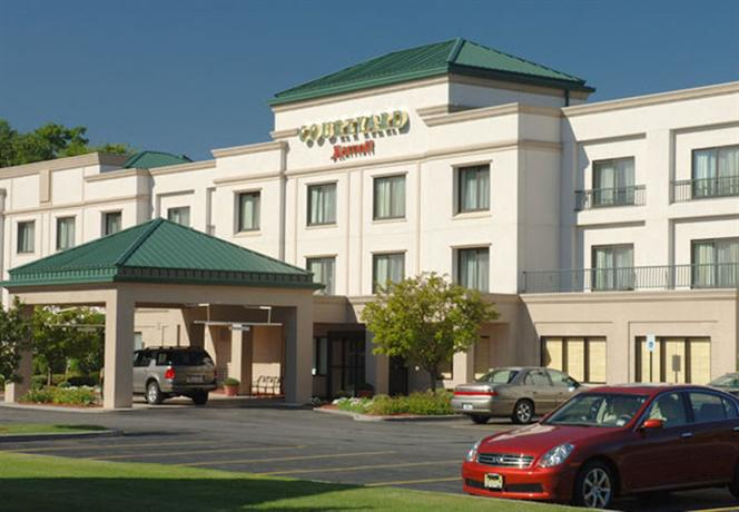 Courtyard by Marriott Albany Airport - Albany -