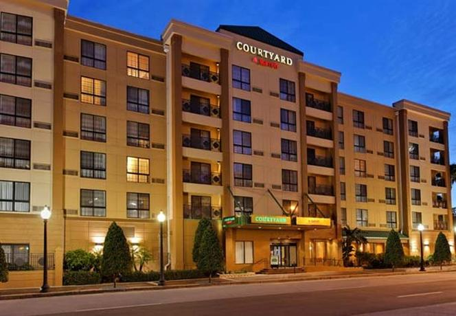 Courtyard by Marriott Tampa Downtown - dream vacation