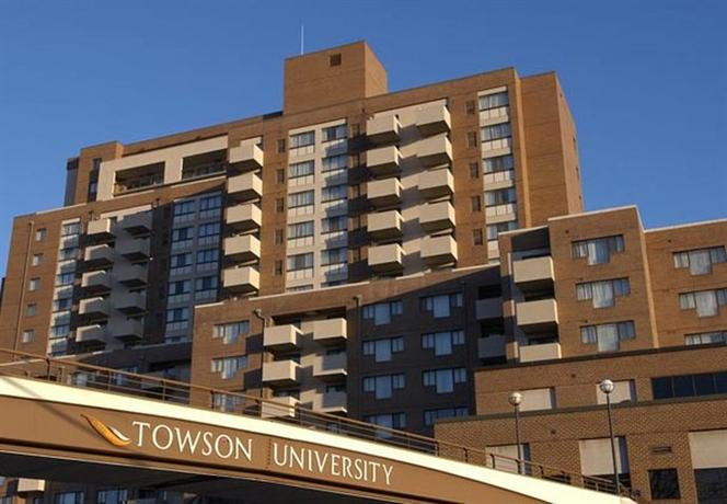 Towson University Marriott Conference Hotel - dream vacation