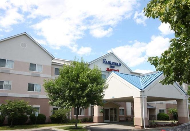 Fairfield Inn by Marriott Albany University Area - Albany -