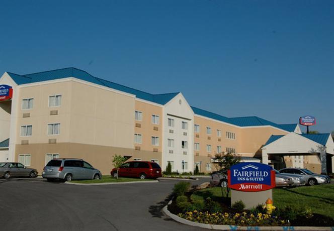 Fairfield Inn Knoxville East - dream vacation