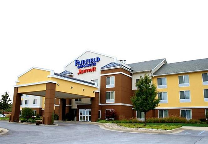Fairfield Inn & Suites Fairmont - dream vacation