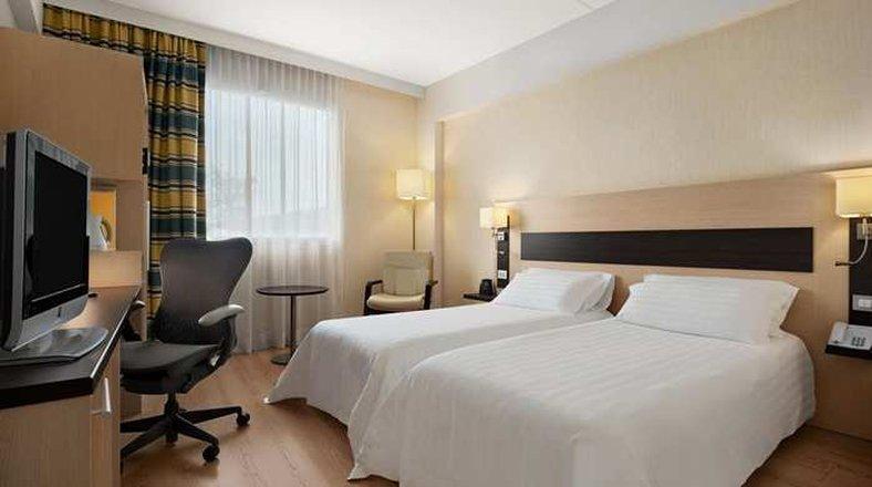 Hilton Garden Inn Rome Airport - dream vacation