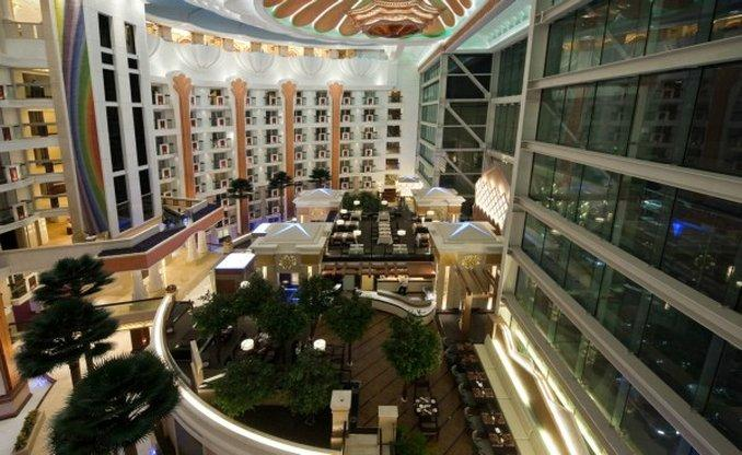 Central Hotel Nanjing - dream vacation