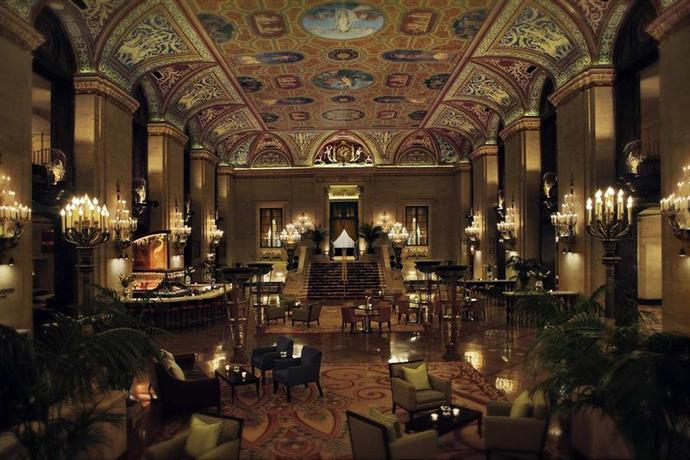 The Palmer House Hilton - dream vacation