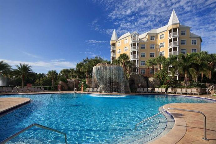 Hilton Grand Vacations at SeaWorld - dream vacation
