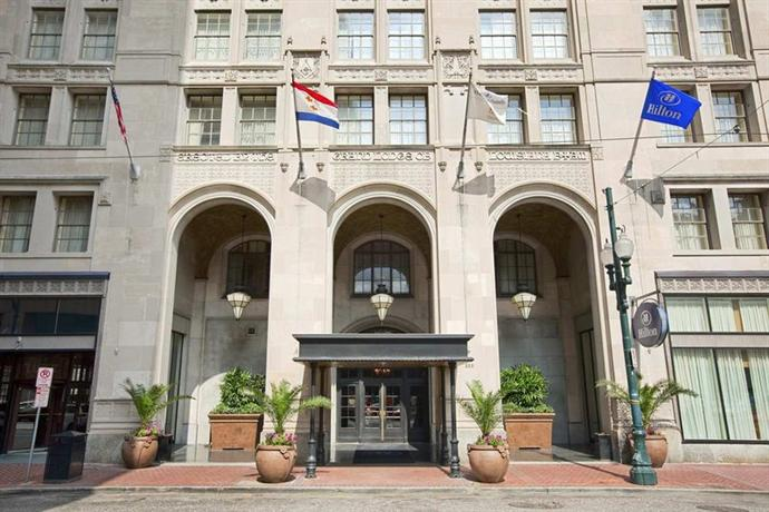 Hilton New Orleans / St Charles Avenue - dream vacation