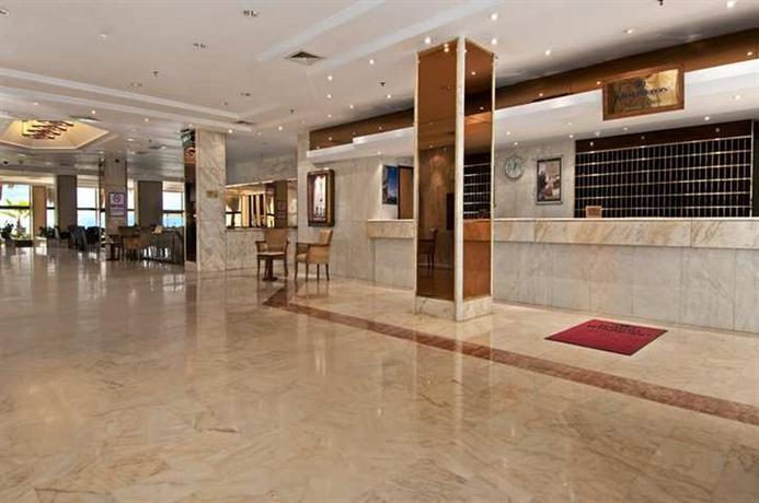 Mersin HiltonSA - dream vacation