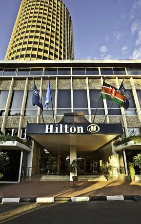 Hilton Nairobi - dream vacation