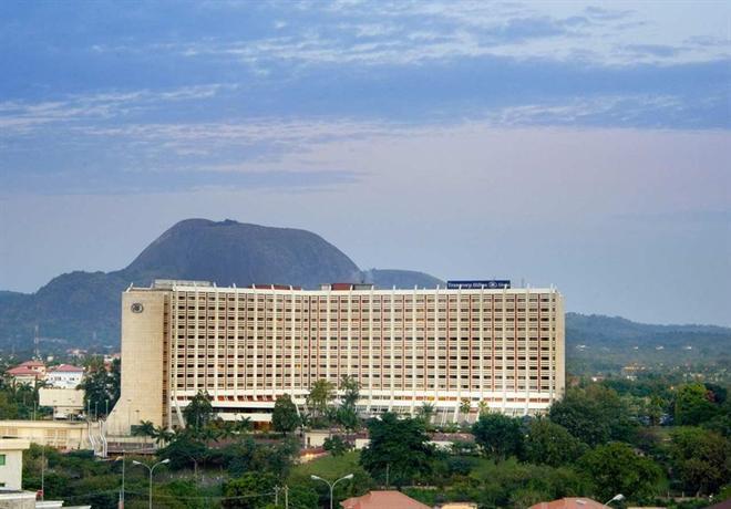 Transcorp Hilton Hotel Abuja - dream vacation