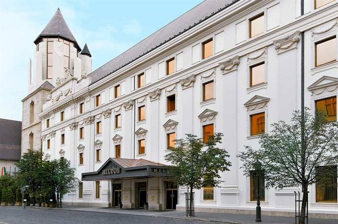 Hilton Budapest - dream vacation