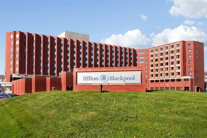 Hilton Blackpool Hotel - dream vacation
