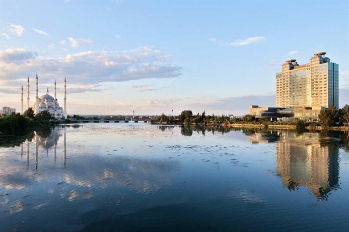 Adana HiltonSA Hotel - dream vacation