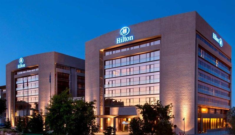 Hilton Madrid Airport Хилтон Мадрид Аэропорт