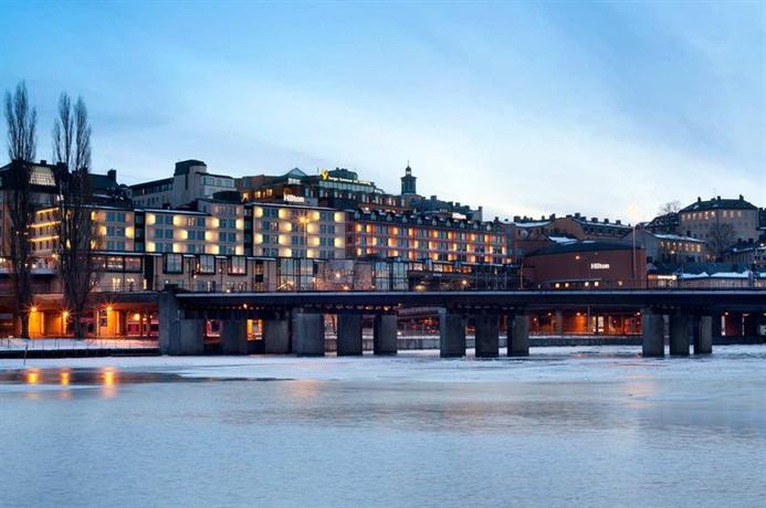 Hilton Stockholm Slussen - dream vacation