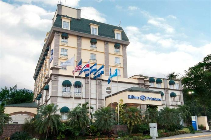Hilton Princess San Pedro Sula - dream vacation