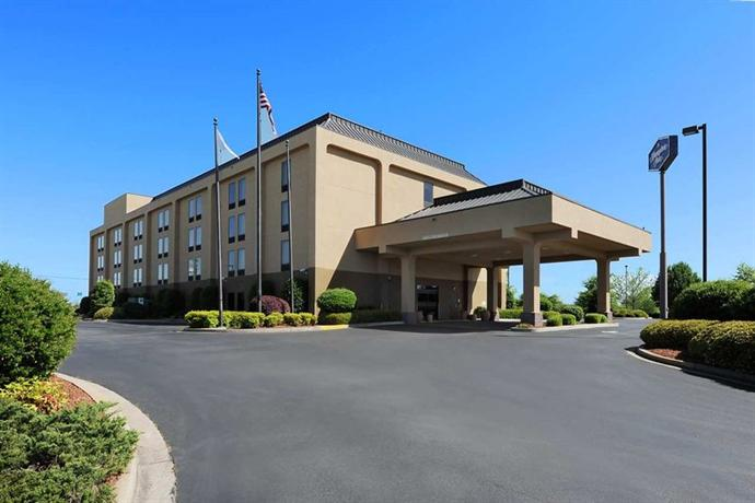 Hampton Inn Gaffney - dream vacation