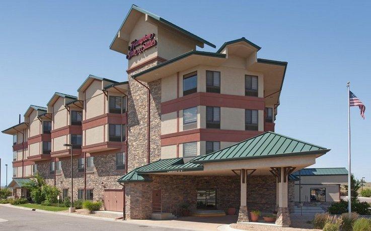 Hampton Inn & Suites Parker - dream vacation