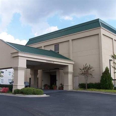 Hampton Inn Atlanta Woodstock - dream vacation